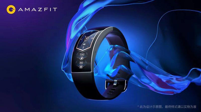 futurystyczny smartwatch Huami Amazfit X cena kiedy premiera specyfikacja dane techniczne