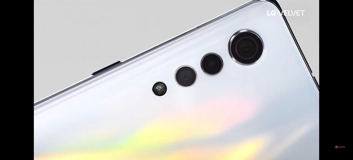 LG Velvet 5G smartfon zamiast LG G9 design wygląd specyfikacja kiedy premiera wideol