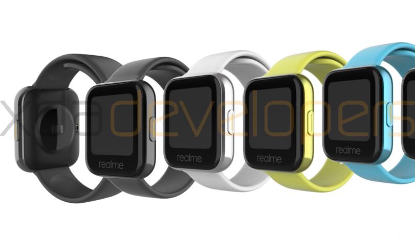 tani smartwatch Realme Watch opinie wygląd UI plotki przecieki wycieki