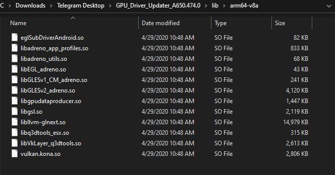 aktualizacja GPU Adreno 650 dla Xiaomi Mi 10 Pro i Redmi K30 Pro sterownik