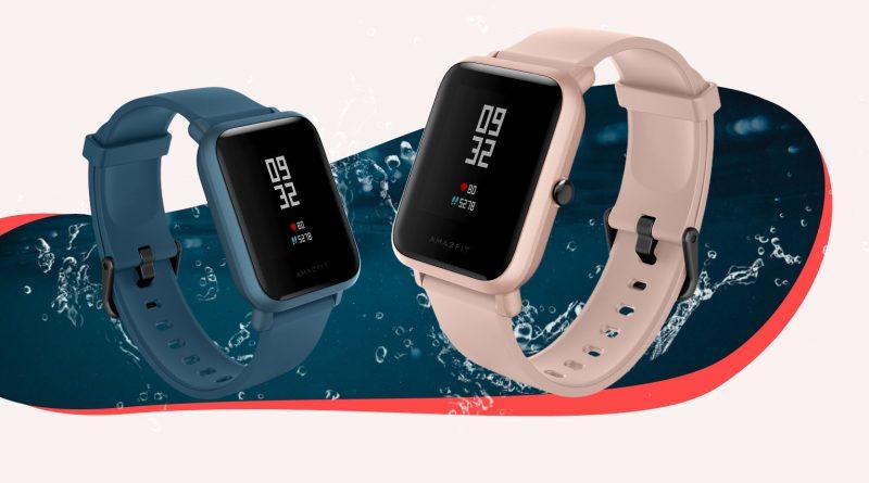 Huami Amazfit Bip Lite 1s cena smartwatch opinie specyfikacja funkcje