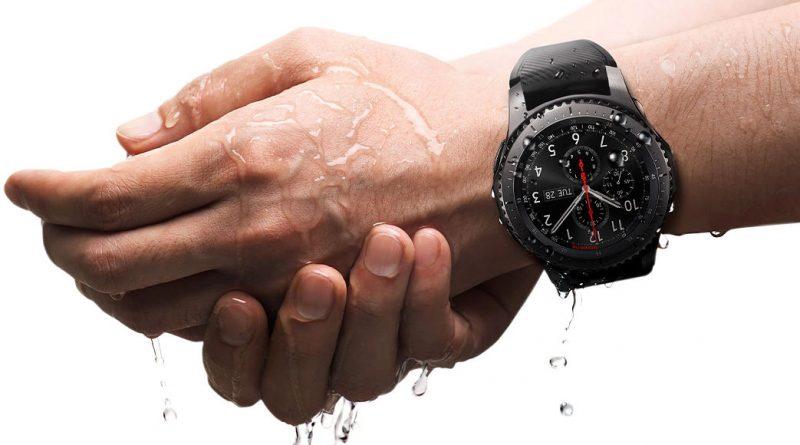 samsung Gear S3 Gear Sport smartwatche Bixby zamiast S Voice funkcje z Galaxy Watch Active 2