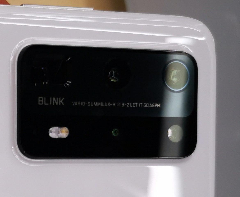 Huawei P40 Pro Plus 5G easter egg aparat Frozen Elsa