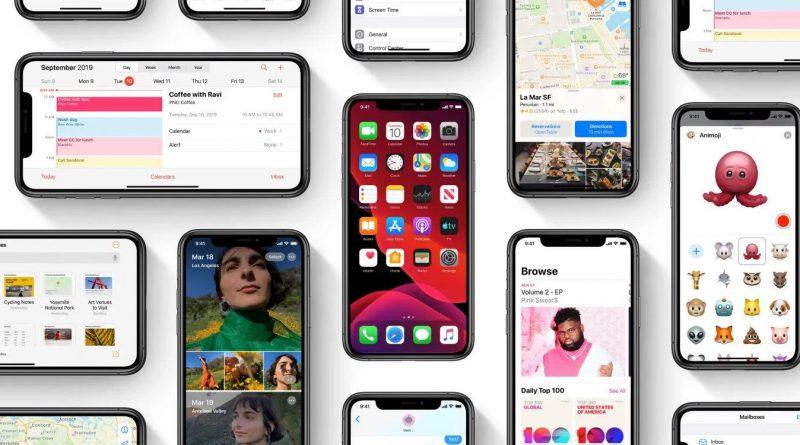 aktualizacja iOS 14 beta iPadOS 14 kiedy nowości Clips aplikacje Apple iPhone XCode