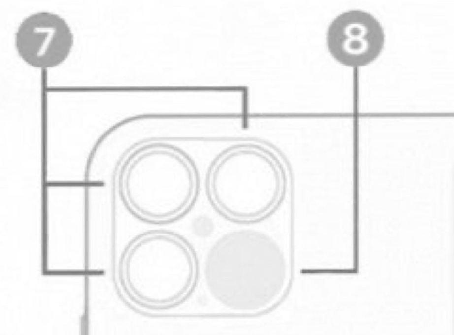 Apple, iPhone 12 Pro aparat z LIDAR plotki przecieki wycieki