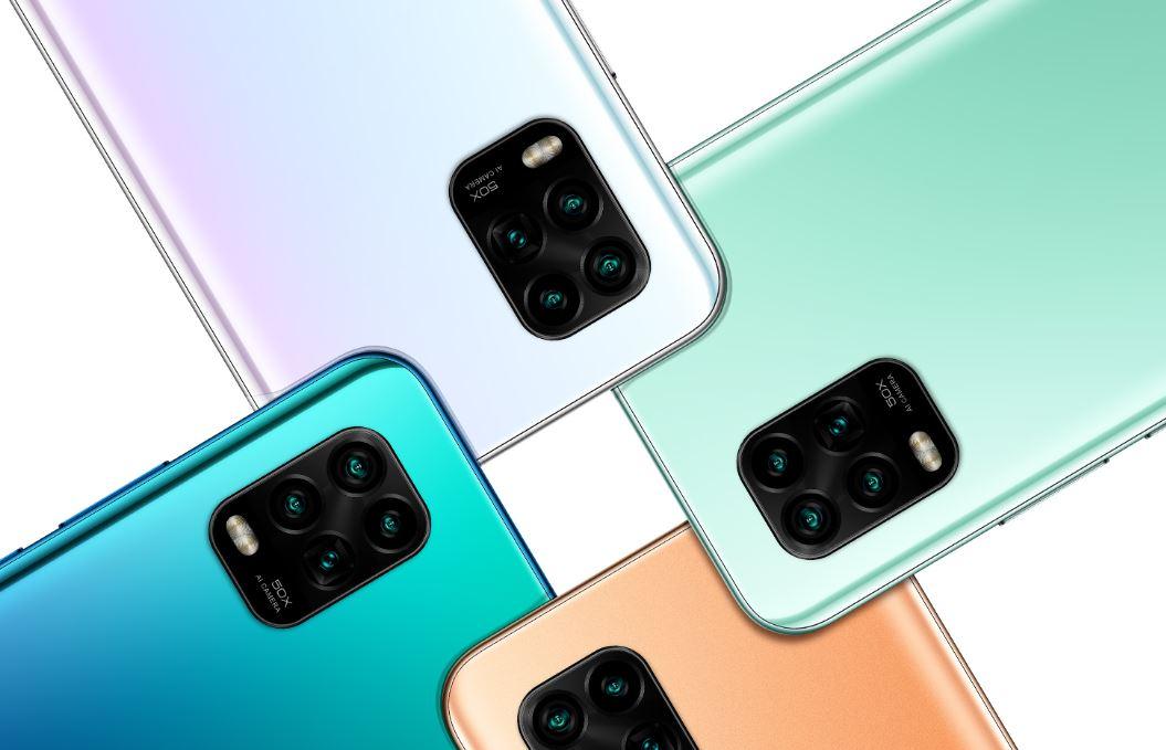 kiedy premiera Xiaomi Mi 10 Lite Zoom cena Youth Edition smartfony specyfikacja opinie dane techniczne