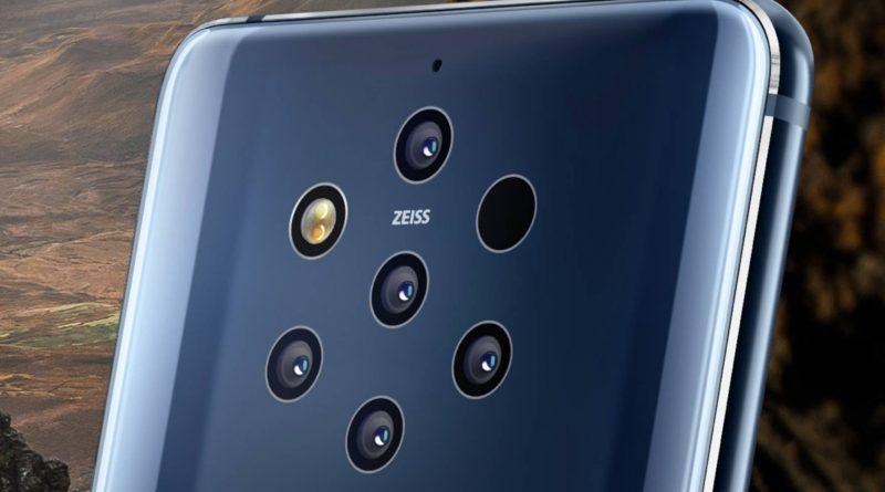 Nokia 9.3 Pureview 5G plotki przecieki wycieki kiedy premiera specyfikacja dane techniczne aparat 108 MP