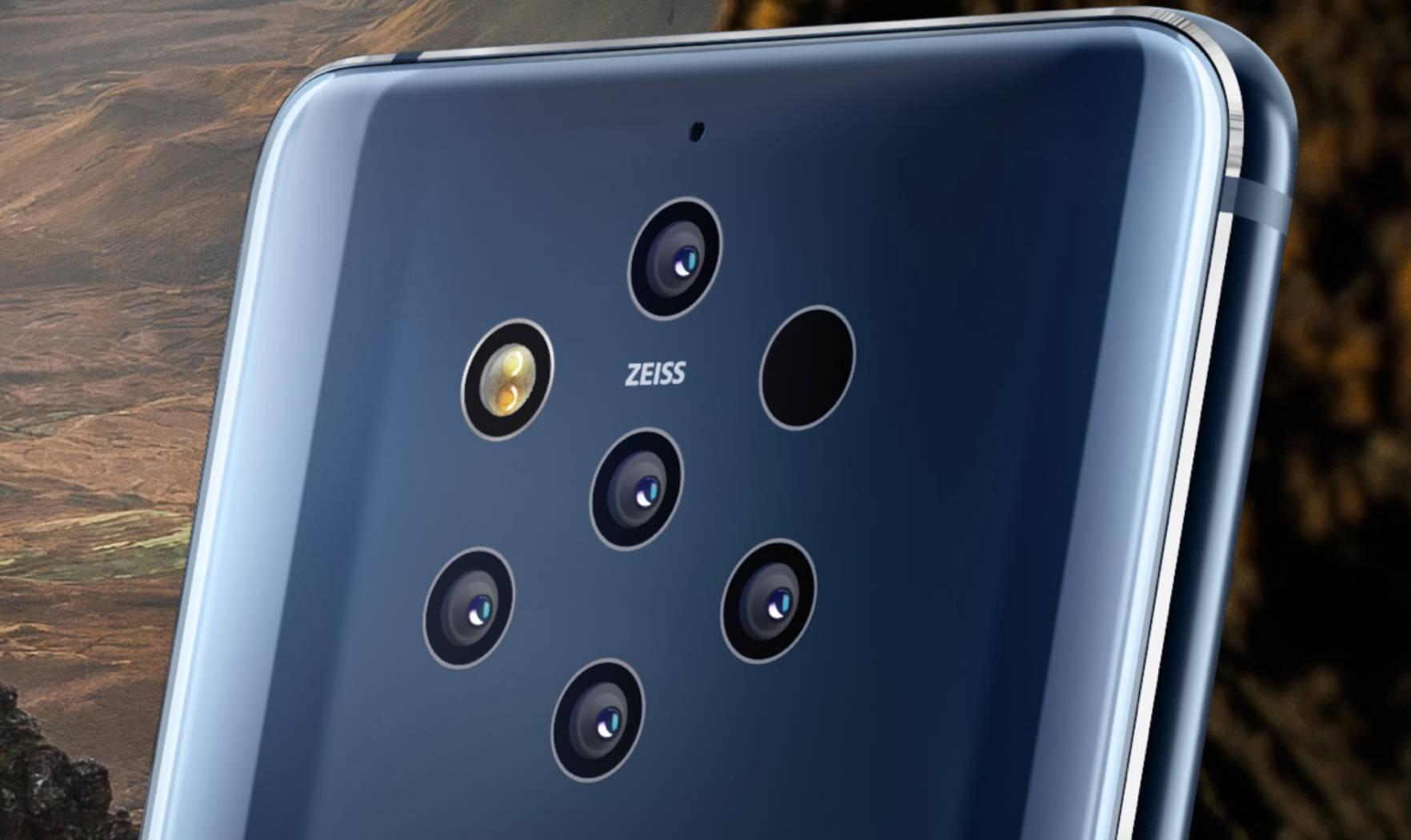 Nokia 9.3 Pureview plotki przecieki wycieki kiedy premiera specyfikacja dane techniczne