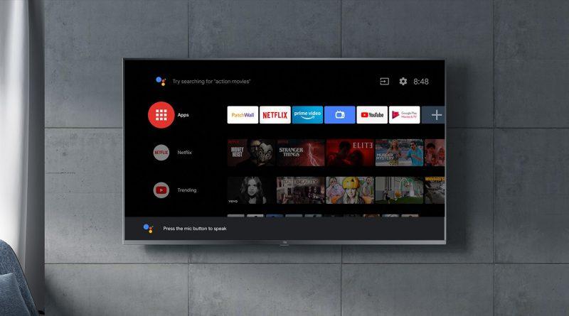 PatchWall 3.0 aktualizacja Android TV na telewizory Xiaomi Mi TV 8K 5G