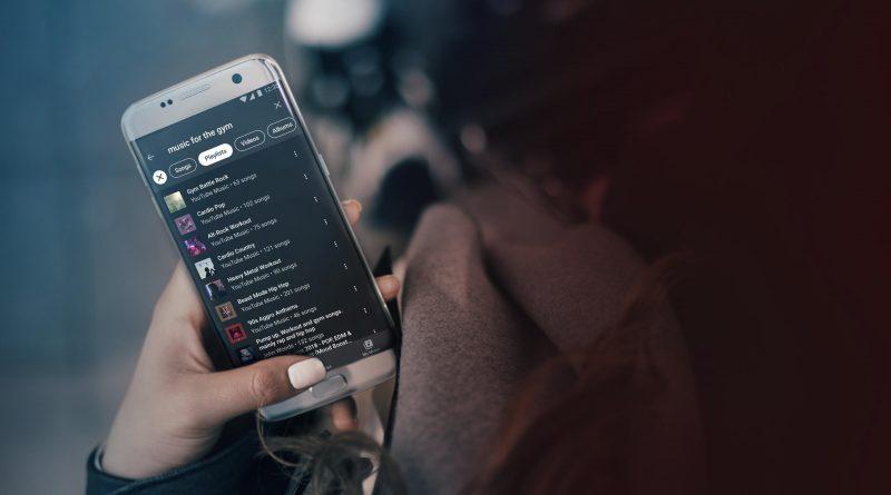 Aplikacja YouTube Music nowy odtwarzacz muzyki na Androida
