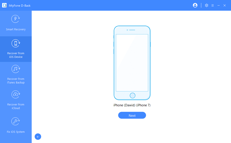 Jak odzyskać utracone dane na iPhone'ach z iMyFone opinie