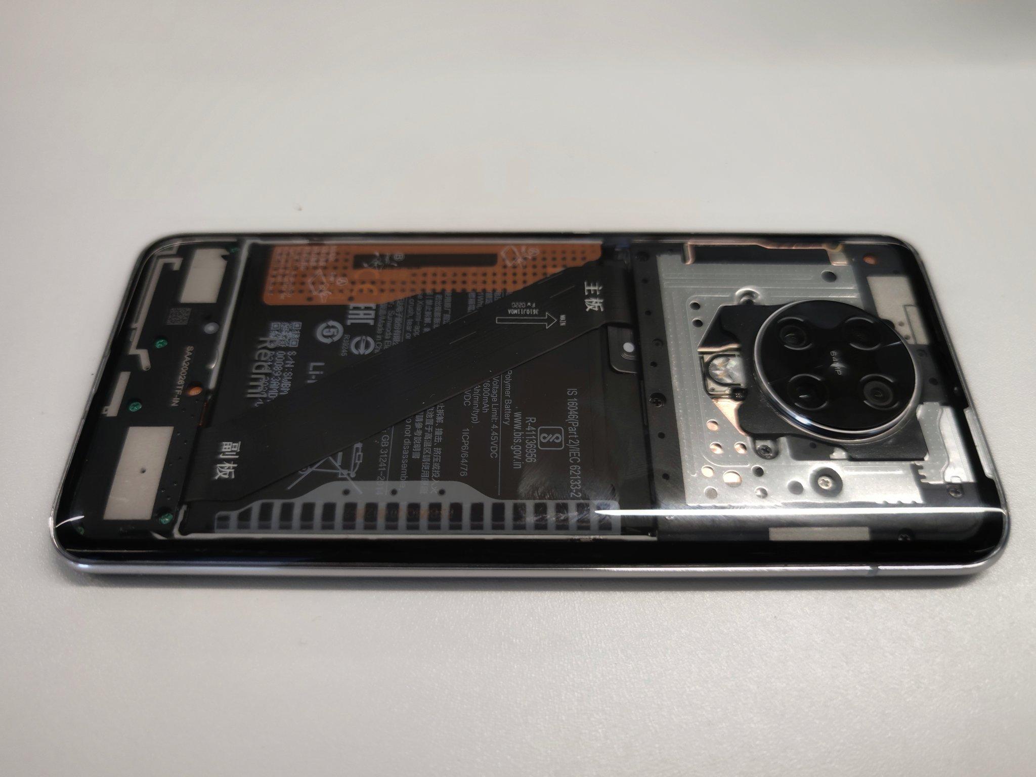 przezroczysty Redmi K30 Pro Xiaomi opinie