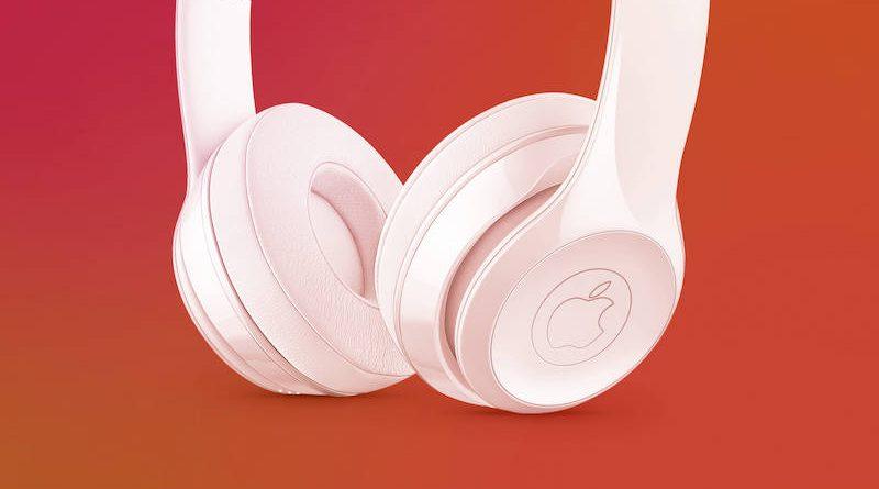 słuchawki bezprzewodowe Apple AirPods Studio cena plotki przecieki wycieki