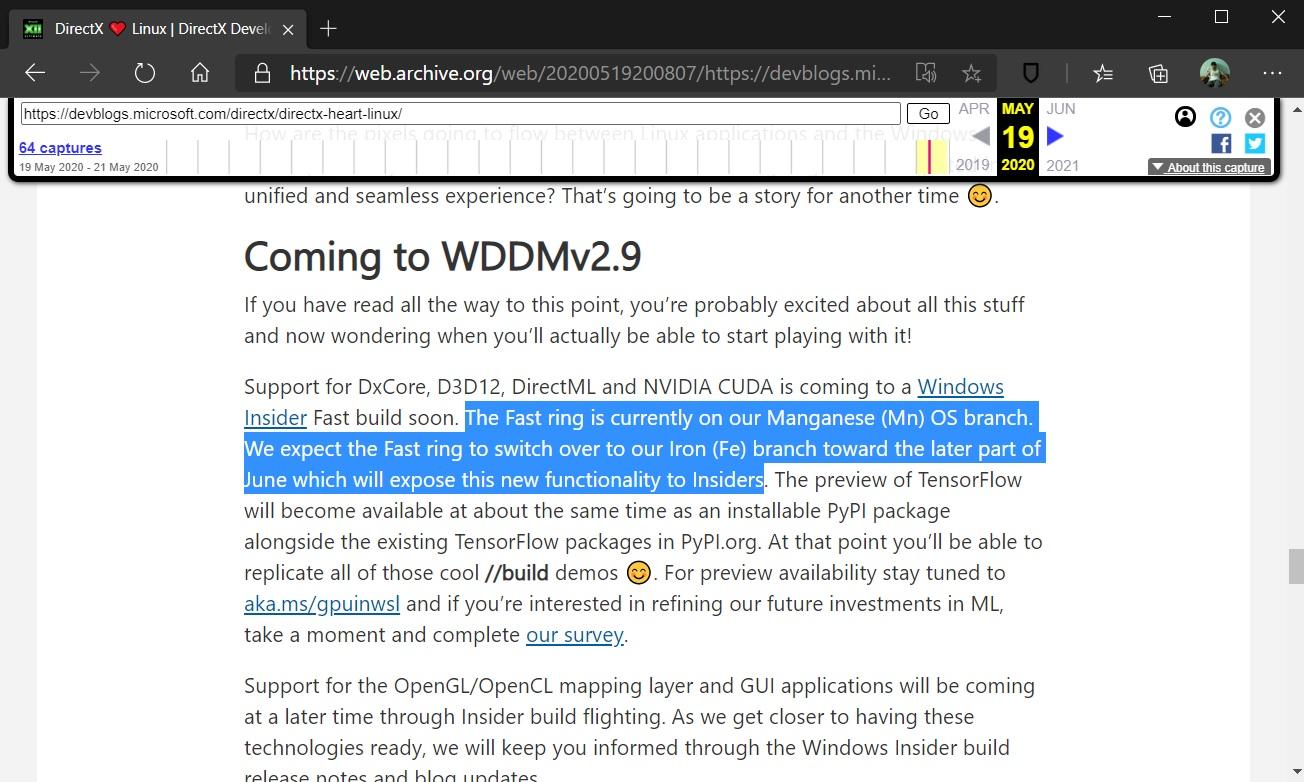 aktulizacja Windows 10 21H1 kiedy beta testy Insider Microsoft