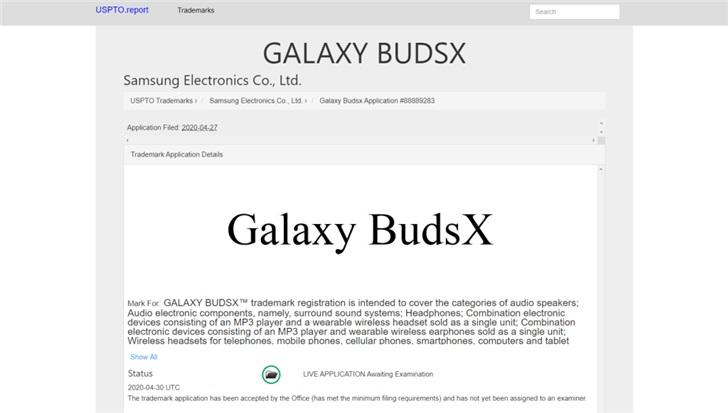 słuchawki bezprzewodowe Samsung Galaxy BudsX Galaxy Note 20 kiedy premiera plotki przecieki funkcje