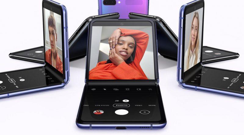 składany smartfon Samsung Galaxy Z Flip 2 kiedy premiera plotki przecieki wycieki aparat kiedy premiera