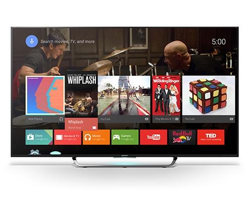 Google TV Android TV zmiany na telewizory