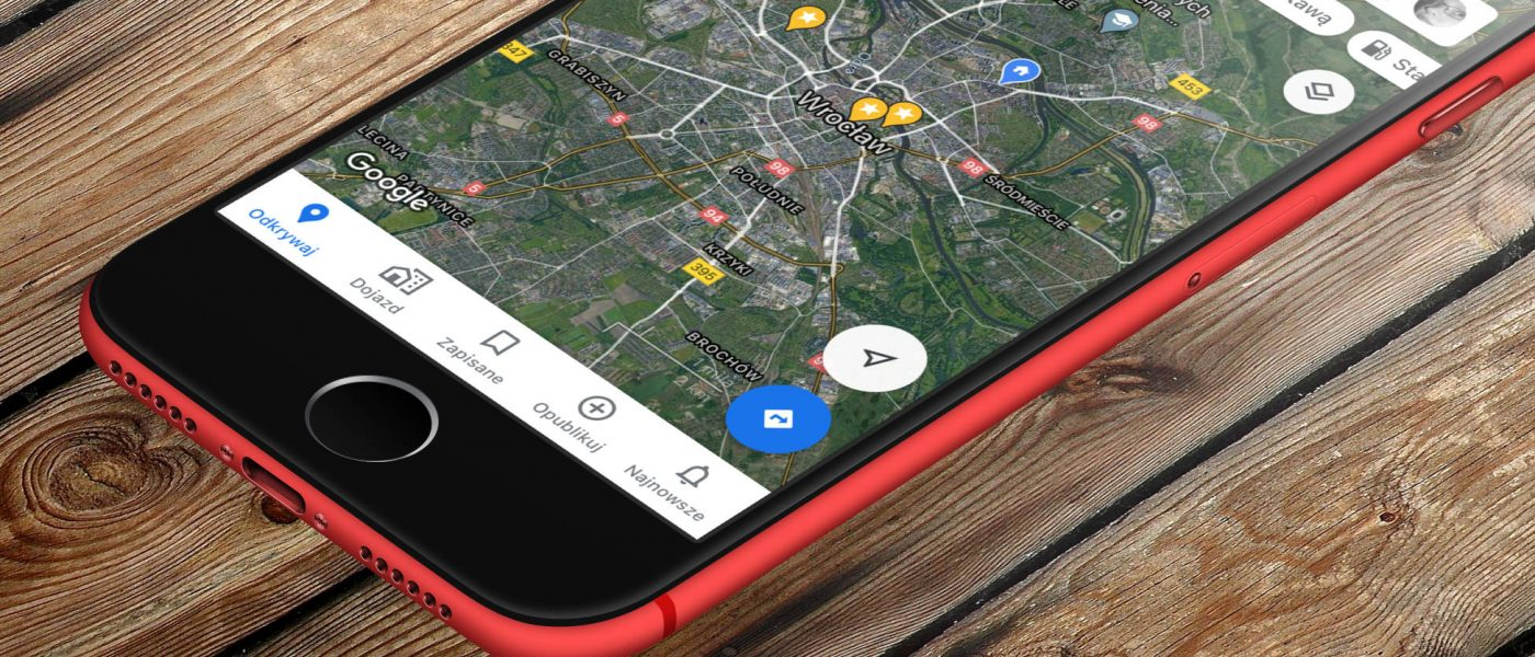 Mapy Google Maps najlepsze ulryte funkcje triki stuczki porady