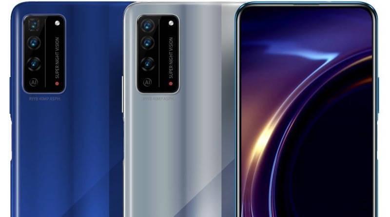 Honor X10 Pro 5G Xiaomi Mi 10 Lite Zoom aparat peryskopowy plotki przecieki wycieki specyfikacja dane techniczne