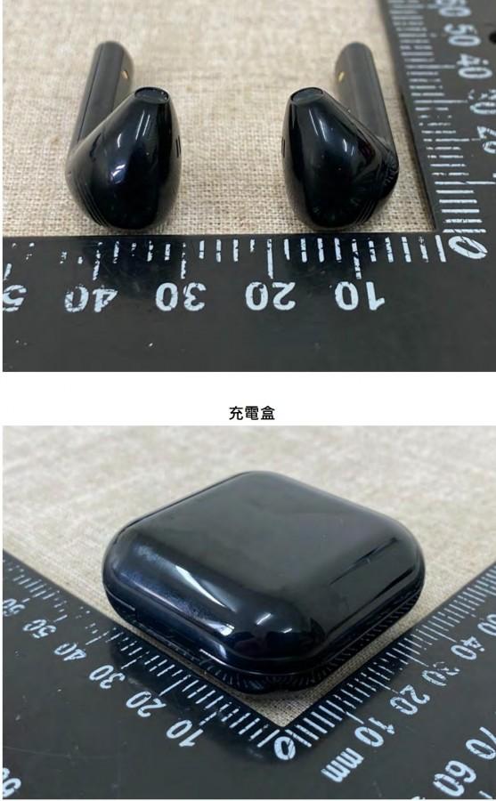 słuchawki bezprzewodowe HTC U Ear jak czarne IarPods