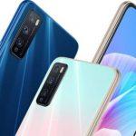 Huawei Enjoy Z 5G oficjalnie. Niedrogi smartfon z modemem 5G