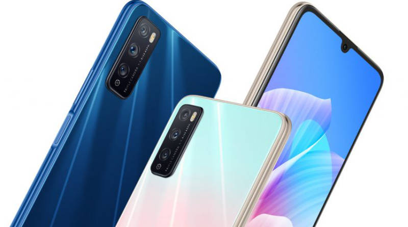 premiera Huawei Enjoy Z 5G cena specyfikacja dane techniczne opinie