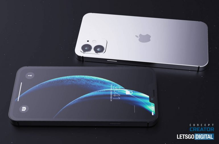 Apple iPhone 12 5G wizualizacja koncept plotki przecieki wycieki kiedy premiera