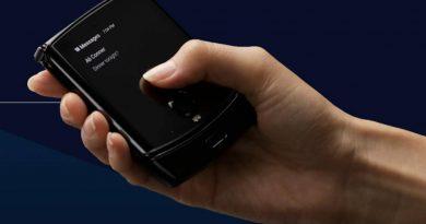 Motorola Razr 2020 – jest częściowa specyfikacja składanego smartfona