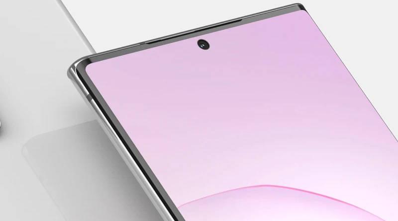 rendery Onleaks Samsung Galaxy Note 20 Plus plotki przecieki wycieki specyfikacja kiedy premiera ekran