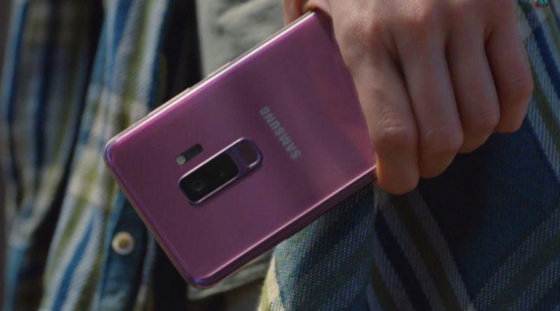 Samsung Galaxy S9 Plus S8 Plus majowe poprawki bezpieczeństwa aktualizacja