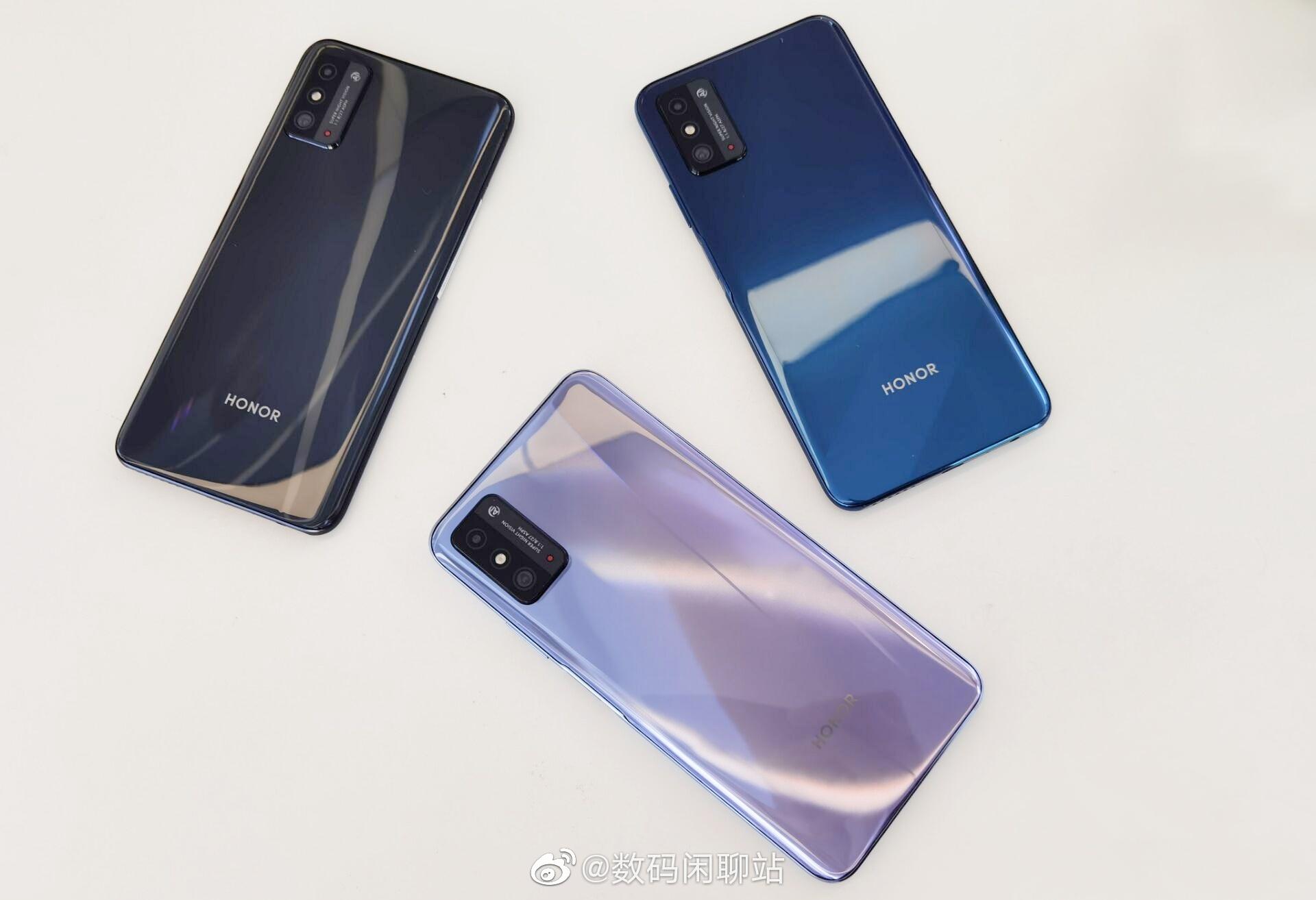 duży smartfon Honor X10 Max 5G zdjęcia plotki przecieki wycieki kiedy premiera specyfikacja dane techniczne