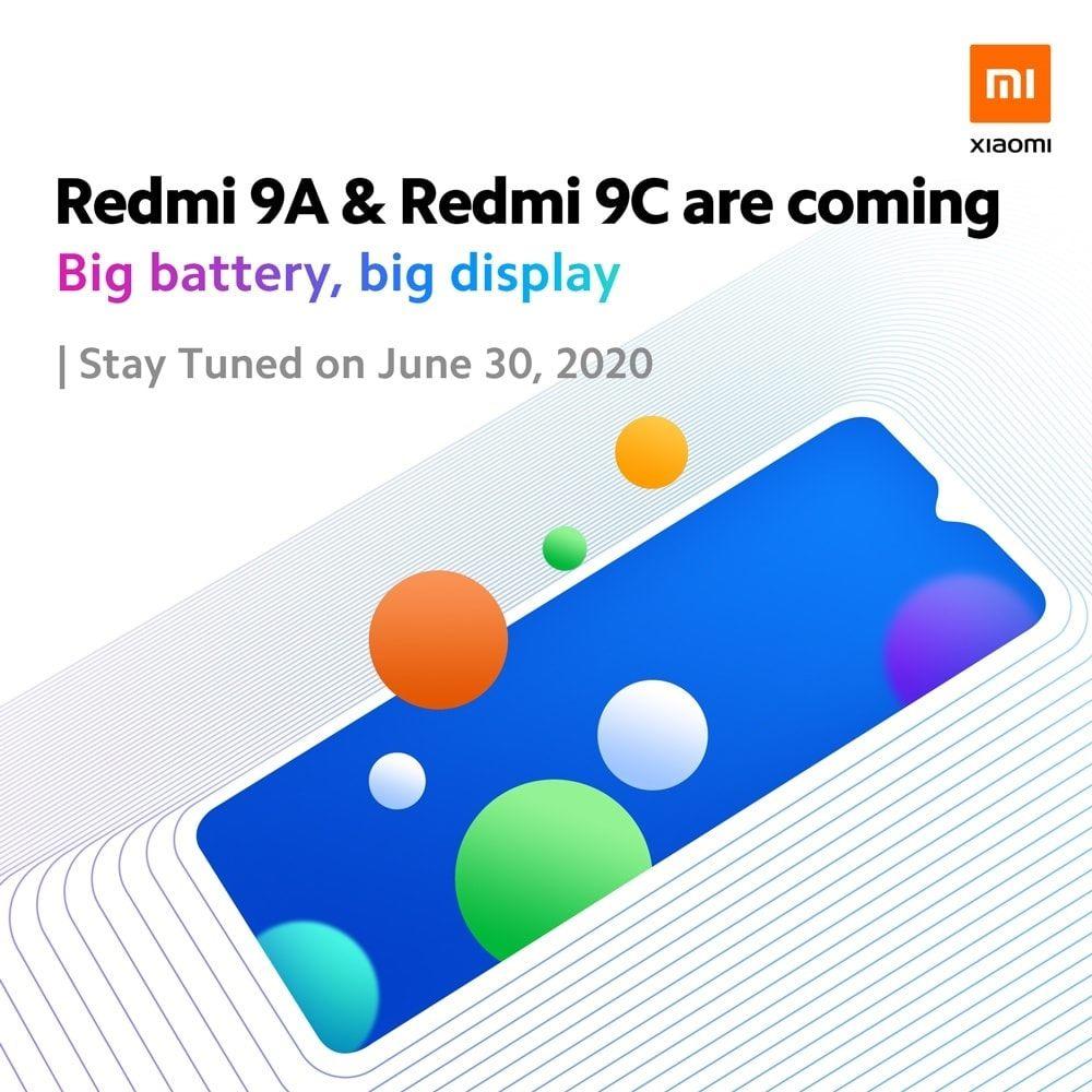 Xiaomi Redmi 9A 9C kiedy premiera plotki przecieki wycieki specyfikacja dane techniczne