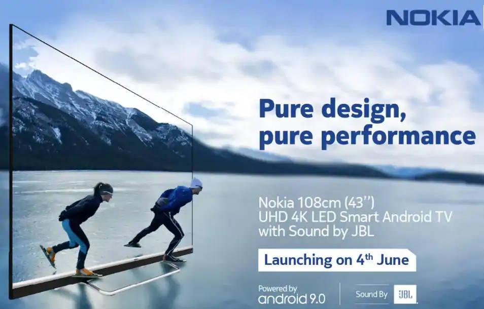 """Nokia Smart TV 43"""" cena kiedy premiera opinie specyfikacja dane techniczne gdzie kupić najtaniej"""
