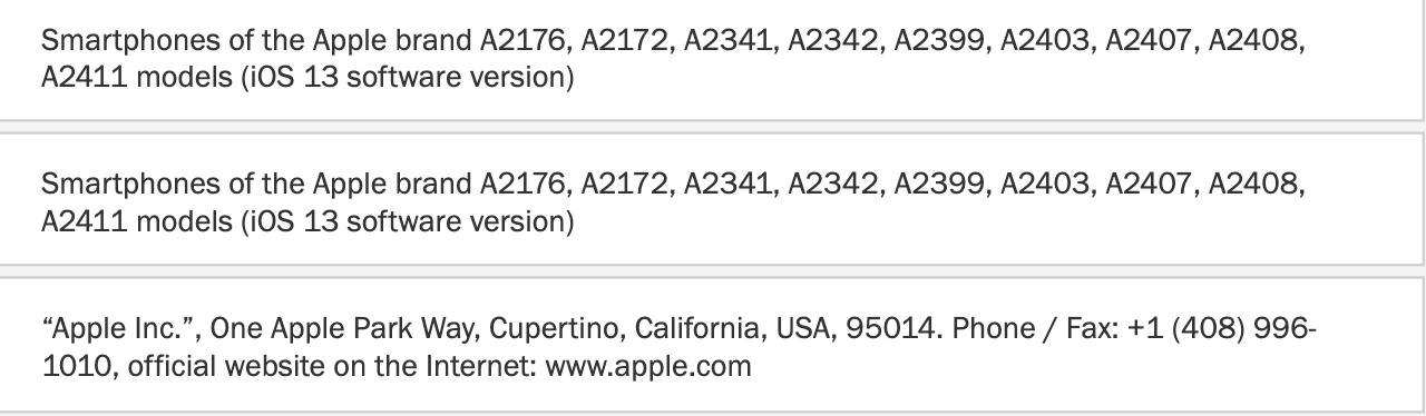 Apple iPhone 12 Pro smartfony iOS EEC plotki przecieki wycieki kiedy premiera