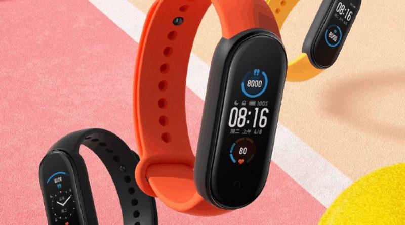 opaska Xiaomi Mi Band 5 NFC cena nowości funkcje co nowego plotki przecieki wycieki