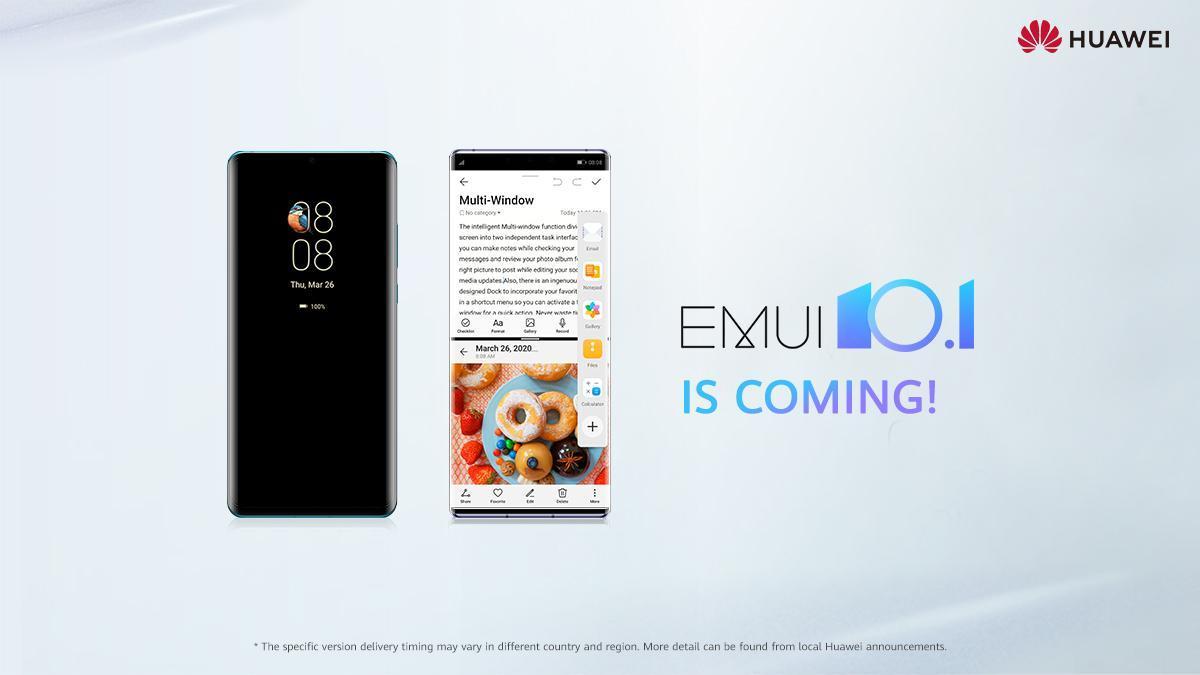 Aktualizacja Magic UI 3.1 na smartfony Honor które Huawei EMUI 10.1 Stable