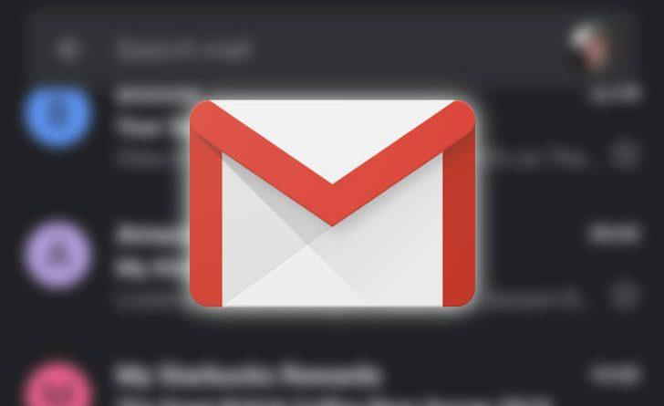 Google Gmail nowy przycisk wiadomości