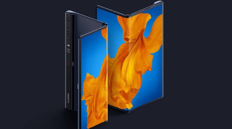 skladany smartfon Xiaomi jak Huawei Mate Xs plotki przecieki wycieki patenty
