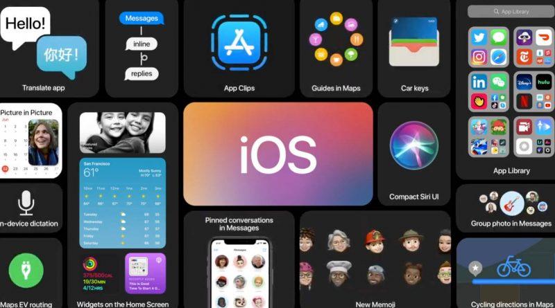 iOS 14 aktualizacja dla Iphone 6s Plus iPhone SE iPhone 7