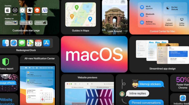 macOS 11 Big Sur co nowego nowości nowe funkcje dla komputerów Apple Mac