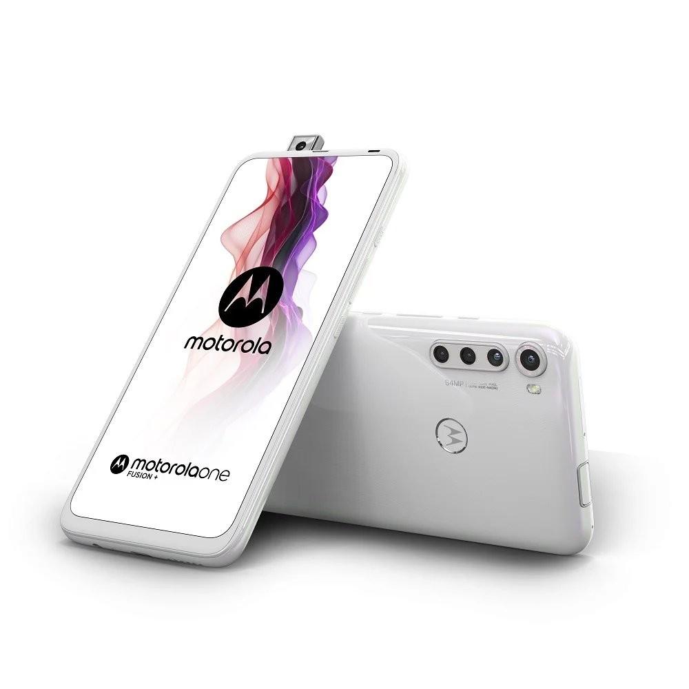 premiera Motorola One Fusion Plus cena specyfikacja dane techniczne opinie