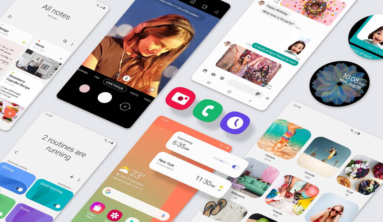 aktualizacja One UI 2.1 dla Samsung Galaxy S9 Plus Galaxy Note 9 kiedy premiera opinie