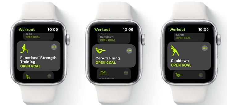 aktualizacja watchos 7 beta co nowego lista nowości zmiany dla Apple Watch series 6