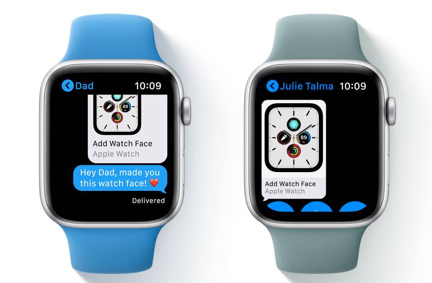 aktualizacja watchos 7 beta co nowego lista nowości zmiany dla Apple Watch 6 SE 4s
