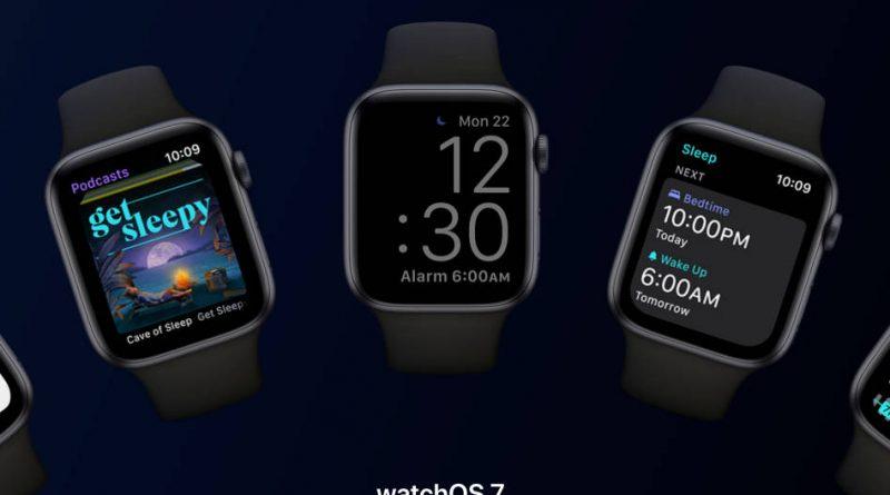 jak zainstalować aktualizacja watchos 7 beta co nowego lista nowości zmiany dla Apple Watch 6 plotki przecieki wycieki force touch