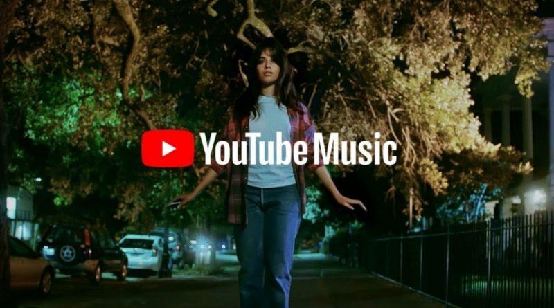 YouTube Music Web nowa sekcja Odkrywaj