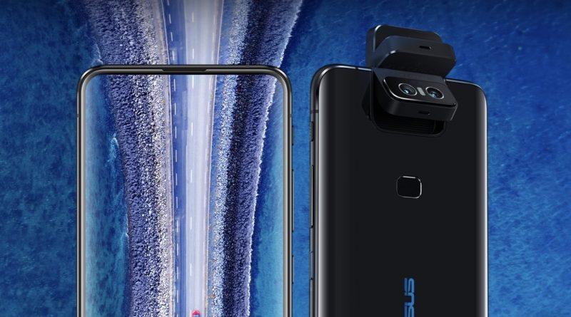 Asus ZenFone 7 Pro cena obracany aparat plotki przecieki wycieki kiedy premiera