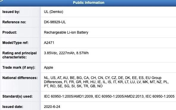 Apple iPhone 12 Pro Max jaka bateria pojemność ładowarka do telefonu plotki przecieki wycieki