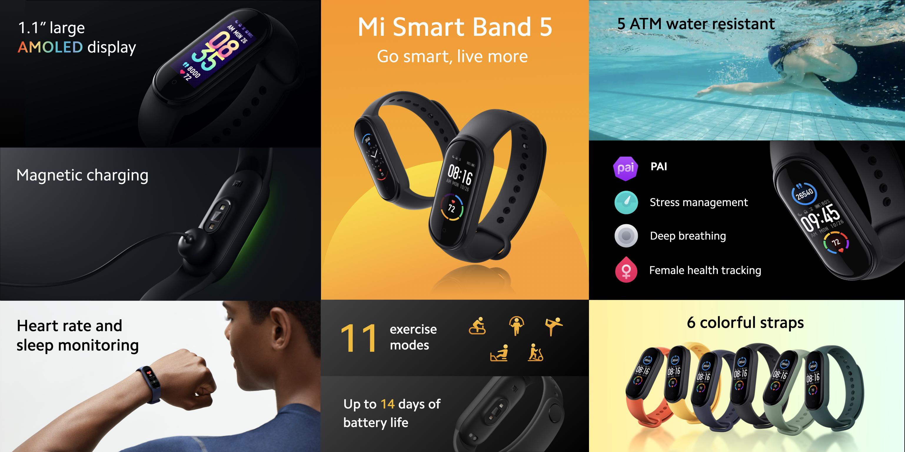 premiera Xiaomi Mi Smart Band 5 cena opinie gdzie kupić najtaniej w Polsce