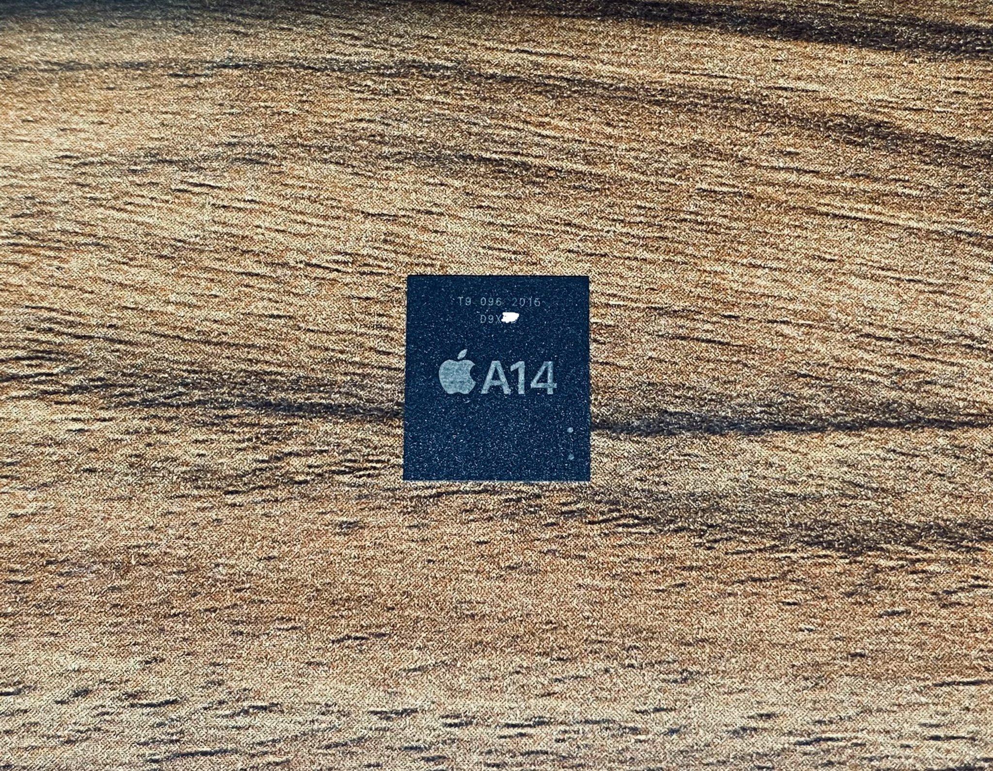moduł RAM Apple A14 Bionic dla iPhone 12 Pro kiedy premiera plotki przecieki wycieki iPhone 12 5G TSMC